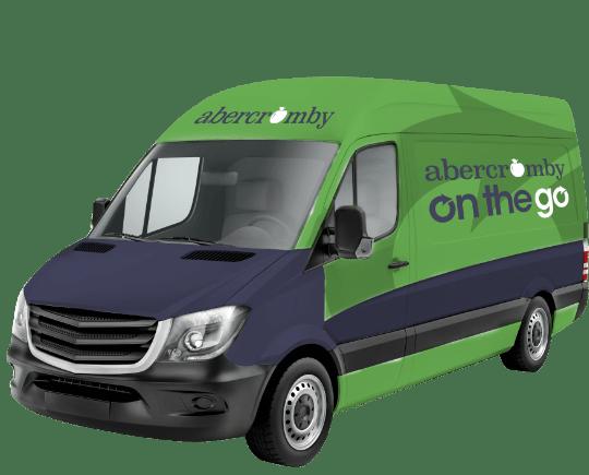 Abercromby Delivery Van