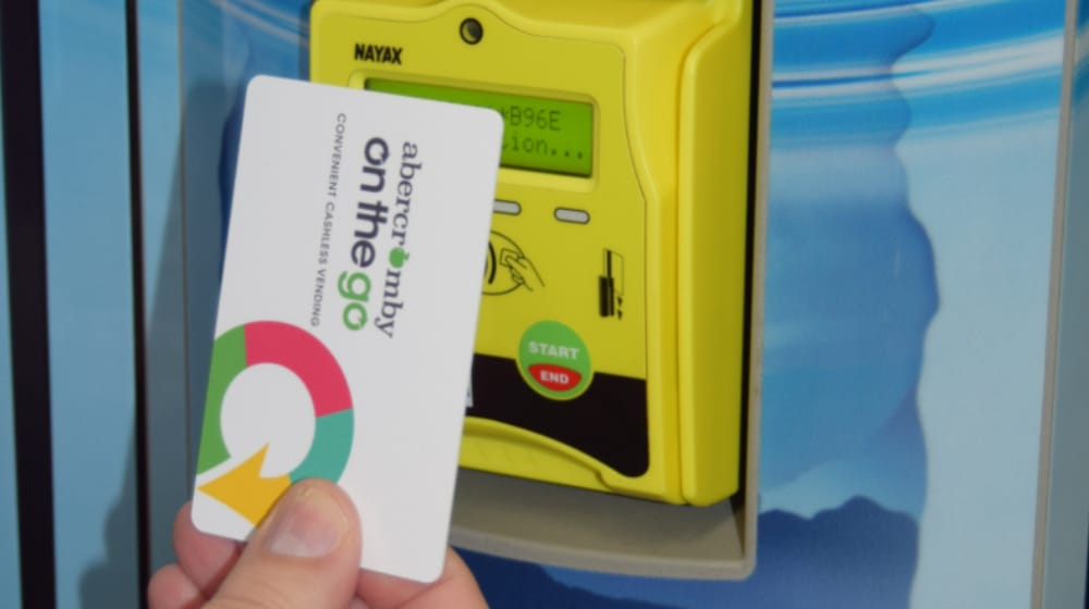 On The Go Terminal and Card