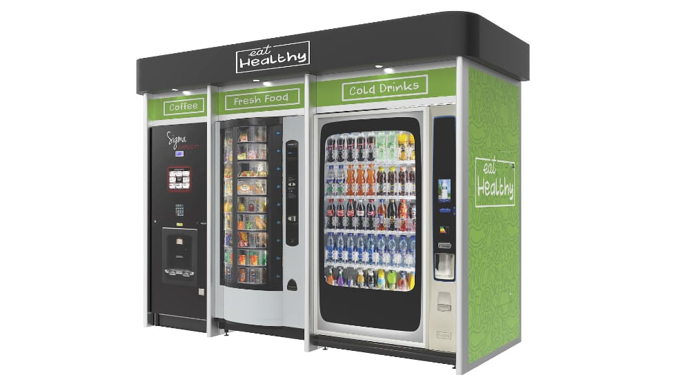 Fresh Food Vending Services