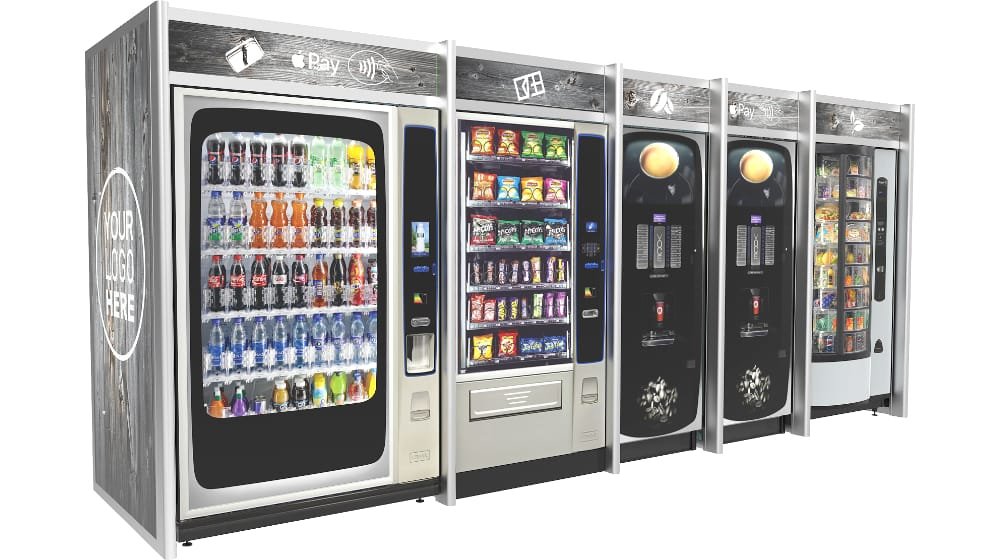 Automated Vending